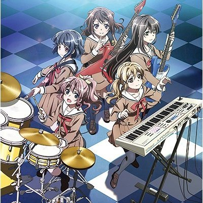Bang Dream! Hashirihajimetebakara No Kimi Ni / Tear Drops