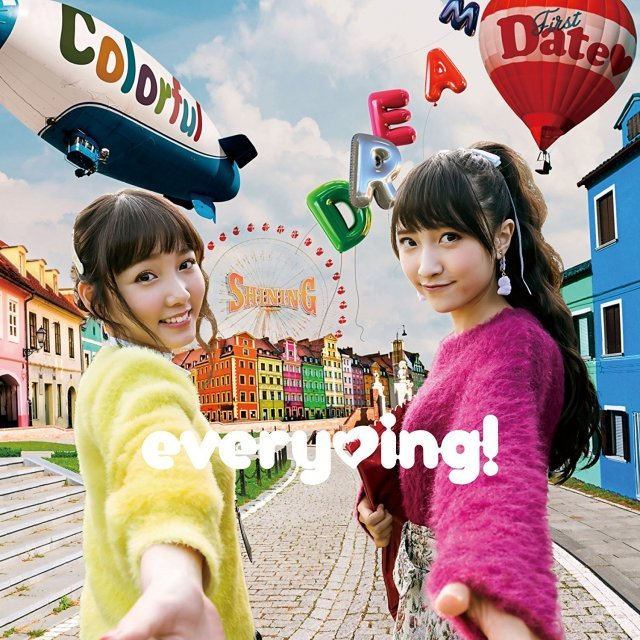 Colorful Shining Dream First Date [CD+DVD Limited Edition]