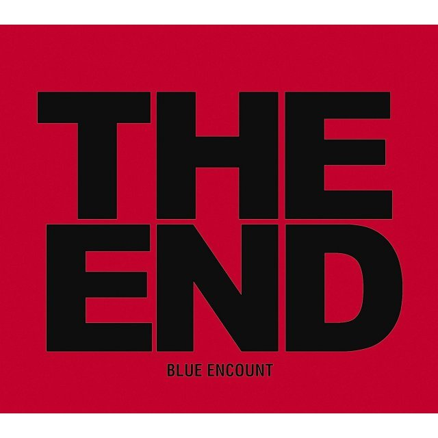 The End [CD+DVD Limited Edition]