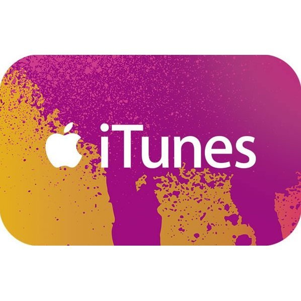 iTunes Variable (HKD$ 150-5000 / for Hong Kong accounts only)