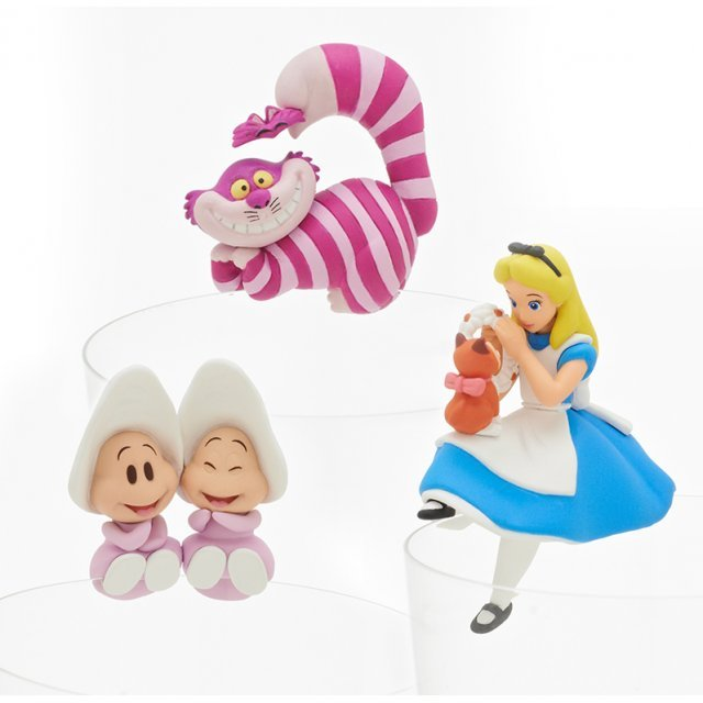 PUTITTO Series Alice in Wonderland: Welcome to Wonderland!! (Set of 8 pieces)