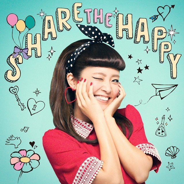 Share The Happy [CD+DVD]