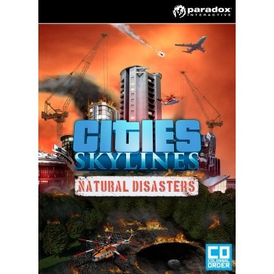 Cities: Skylines - Natural Disasters (Steam)