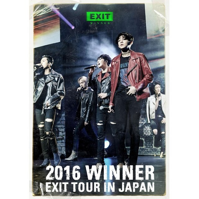 2016 Winner Exit Tour In Japan|Winner