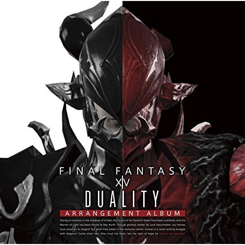 Final Fantasy XIV : Duality - Arrangement Album - [w/ Movie]