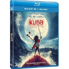 Kubo and the Two Strings 3D+2D (2-Disc)