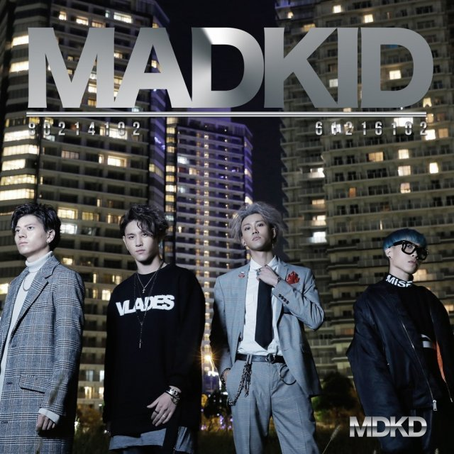 Madkid [CD+DVD Type A]