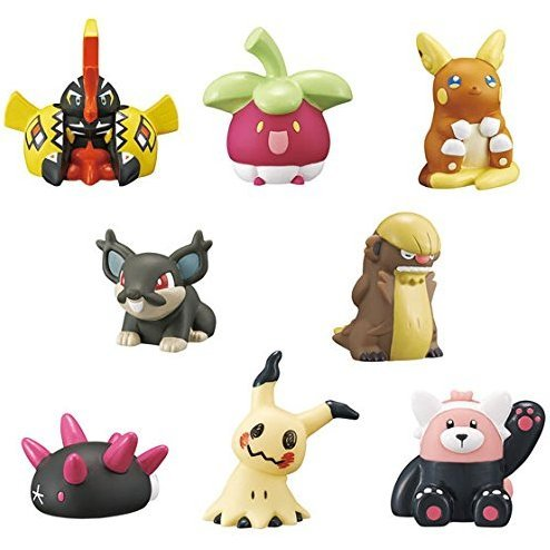 Pokemon Kids Sun & Moon VS Tapu Koko! Ver. (Set of 12 pieces)