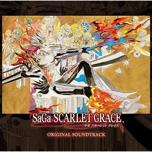 Saga Scarlet Grace Original Soundtrack