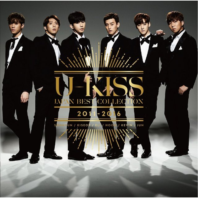 U-Kiss Japan Best Collection 2011-2016 [2CD]