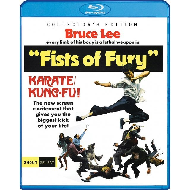 Fists Of Fury [Collector's Edition]