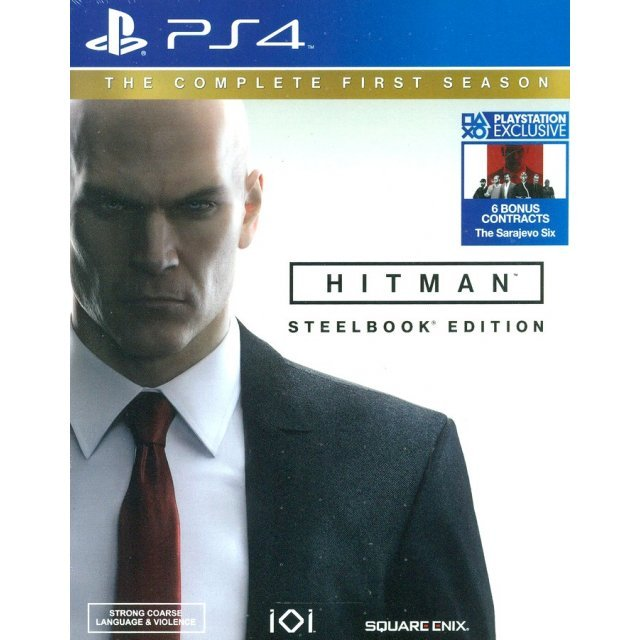 Hitman: The Complete First Season (English)