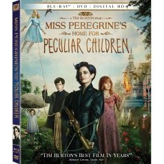 Miss Peregrine's Home for Peculiar Children [Blu-ray+DVD+Digital HD]