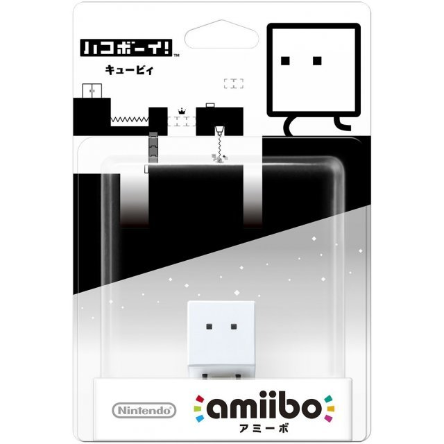 amiibo Hako Boy Series Figure (Qbby)