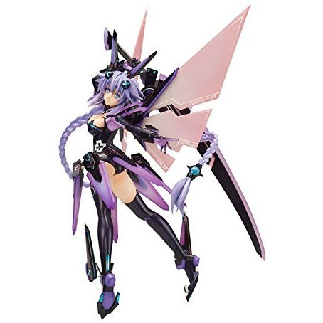 Hyperdimension Neptunia 1/7 Scale Pre-Painted Figure: Purple Heart Alter Ver.