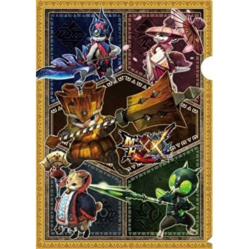 Monster Hunter XX A4 Clear File: Nyanter Sortie