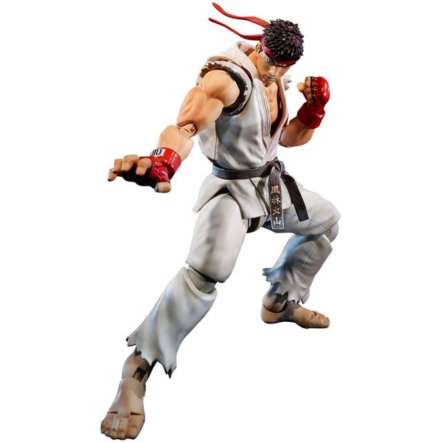 S.H.Figuarts Street Fighter: Ryu