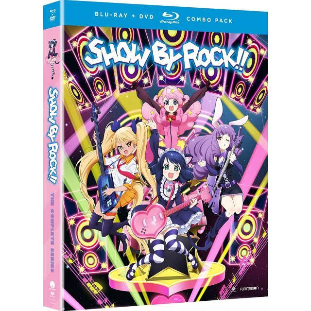 Show By Rock: Complete Series