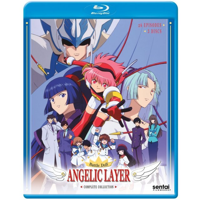 Battle Doll Angelic Layer: Complete Collection