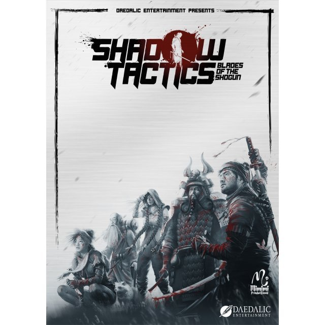 Shadow Tactics: Blades of the Shogun (Steam)