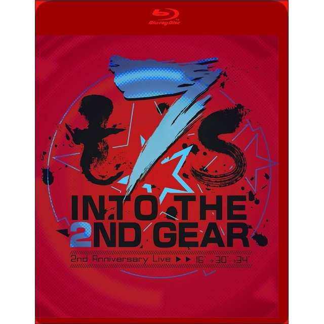 T7s 2nd Anniversary Live 16' - 30' - 34' - Into The 2nd Gear [Limited Edition]