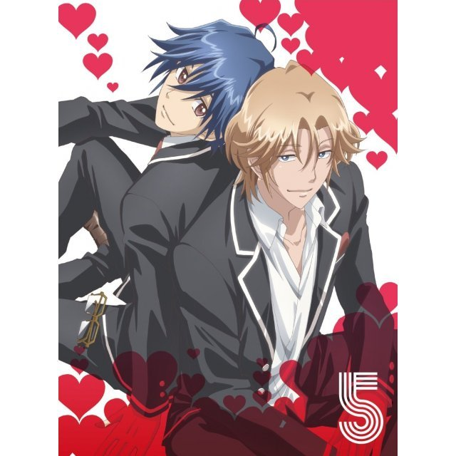 Cute High Earth Defense Club Love! 5