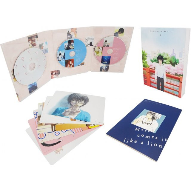 March Comes In Like A Lion / 3 Gatsu No Lion 1 [Limited Edition]