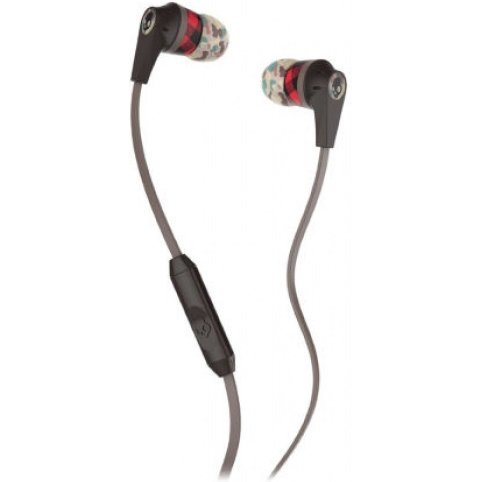 Skullcandy Ink'd 2.0 Earbud (Brown/Camouflage)