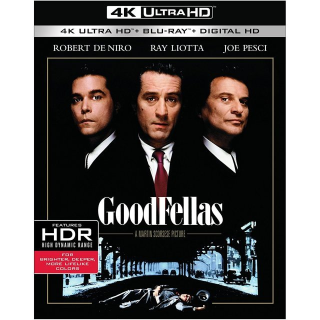 Goodfellas [4K Ultra HD Blu-ray]