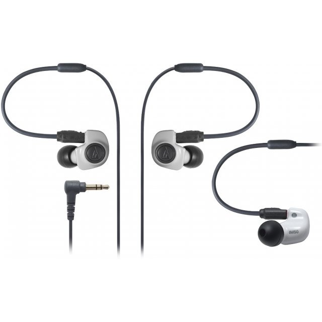 Audio-Technica ATH-IM50 (White)