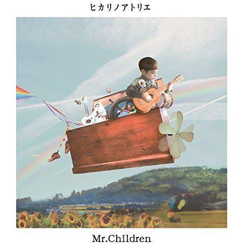 J Pop Hikari No Atelier Mr Children