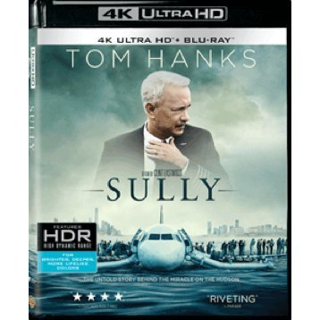 Sully (4K UHD+BD) (2-Disc)