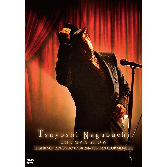 Tsuyoshi Nagabuchi One Man Show [DVD+Towel Limited Edition]