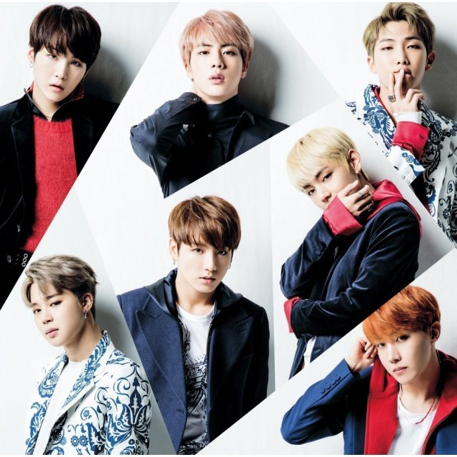 Best Of Bts (Bangtan Boys) - Japan Edition