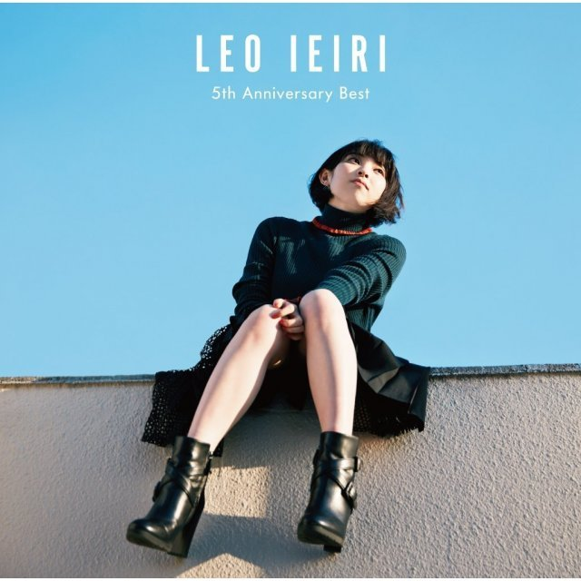 Leo Ieiri 5th Anniversay Best [CD+DVD Limited Edition Type B]