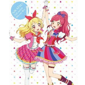 Aikatsu! 2nd Season Blu-ray Box 1