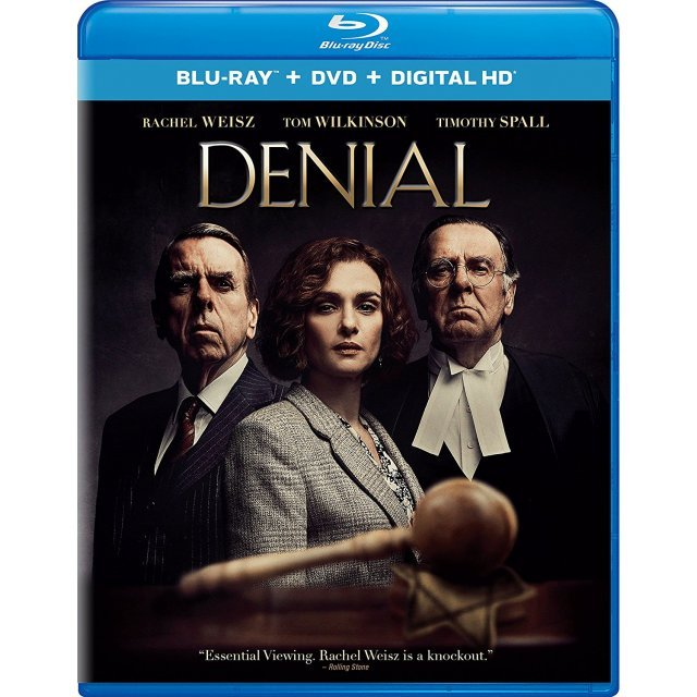Denial [Blu-ray+DVD+Digital HD]