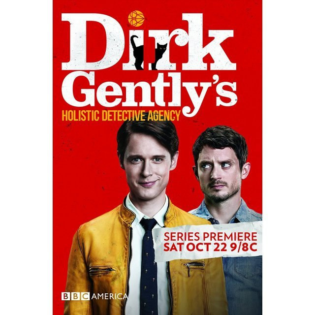 Dirk Gently's Holistic Detective Agency - Season One