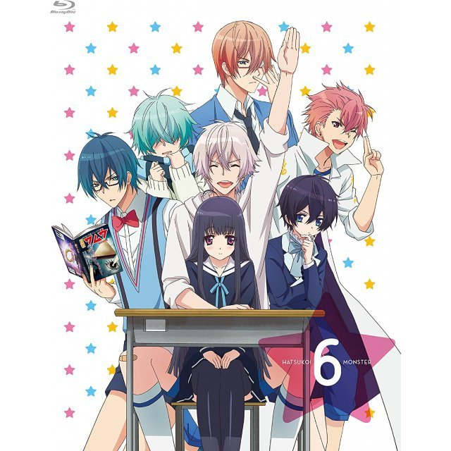 First Love Monster (Hatsukoi Monster) 6 [Blu-ray+CD Limited Edition]