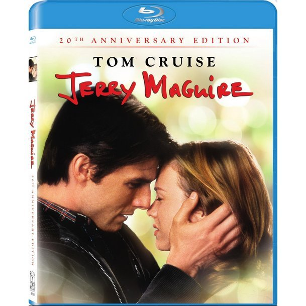 Jerry Maguire (20th Anniversary Edition) [Blu-ray+CD]