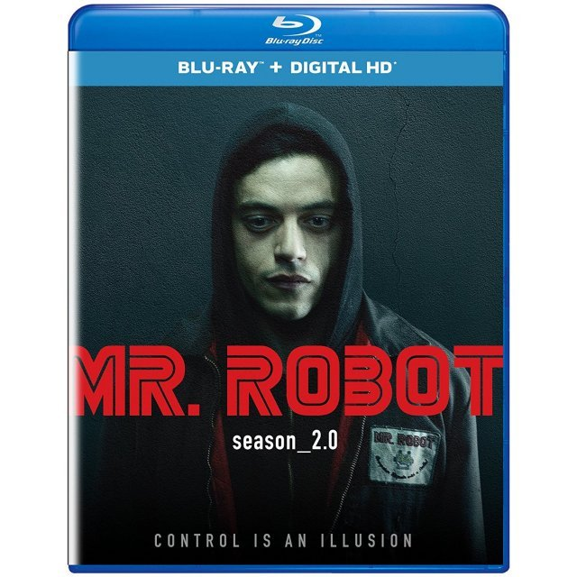 Mr Robot: Season 2 [Blu-ray+Digital HD]