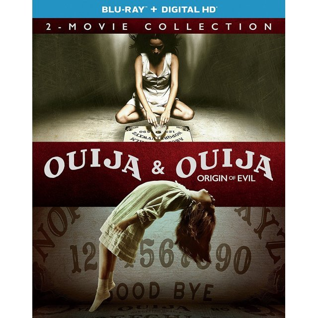 Ouija: 2-movie Collection [Blu-ray+Digital HD]