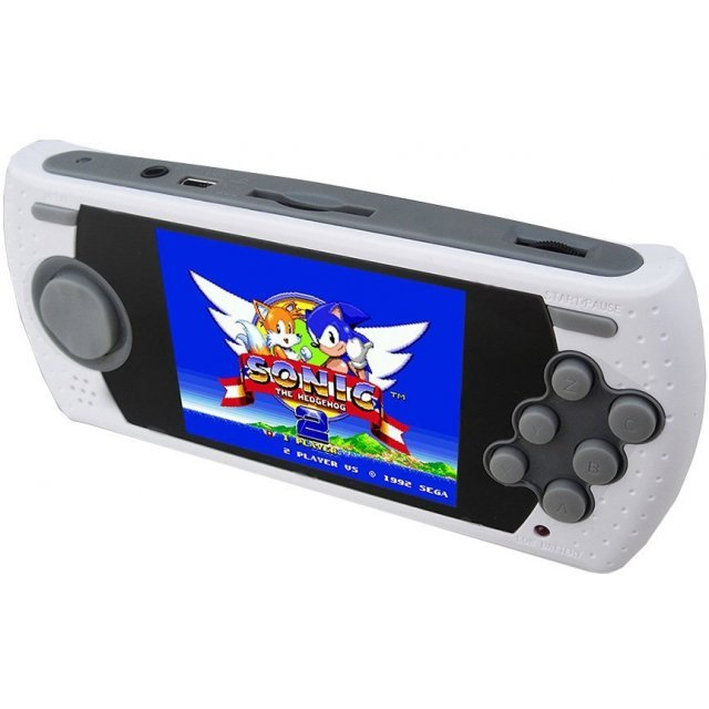 Sega Arcade Ultimate Portable Sonic 25th Anniversary Edition
