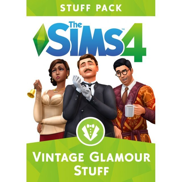 The Sims 4: Vintage Glamour Stuff (Origin)