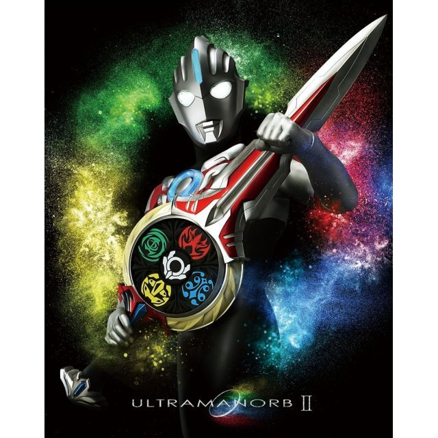 Ultraman Orb Blu Ray Box 2
