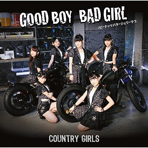 Good Boy Bad Girl / Peanuts Butter Jelly Love [CD+DVD Limited Edition Type A]