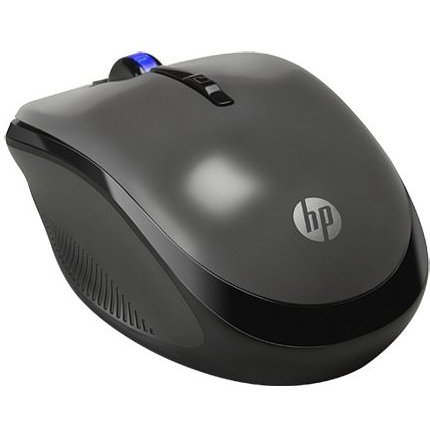 HP X3300 Wireless Mouse (Black)