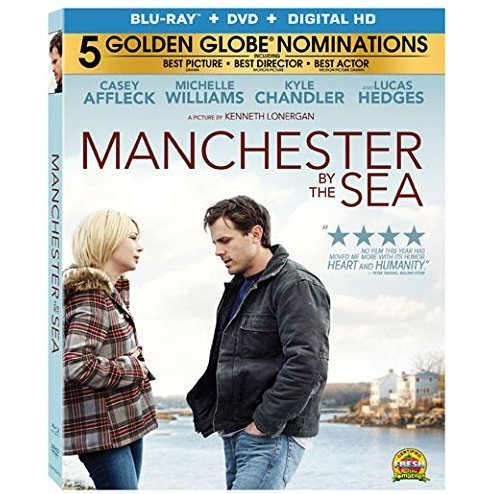 Manchester By The Sea [Blu-ray+DVD+Digital HD]