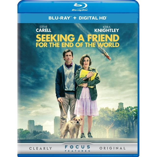 Seeking A Friend For The End Of The World [Blu-ray+Digital HD]