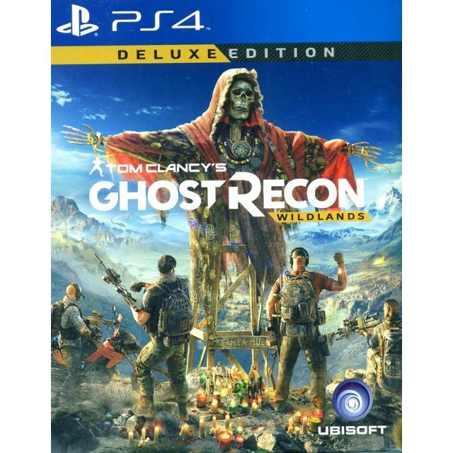 Tom Clancy's Ghost Recon: Wildlands [Deluxe Edition] (English & Chinese Subs)